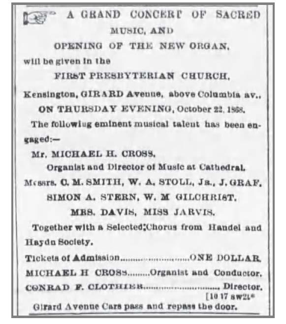 Cross_Concert_Advertisement_Evening_Telegraph_Oct_21_1868