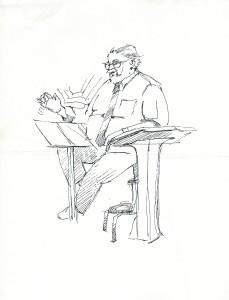 LaManna Sketch